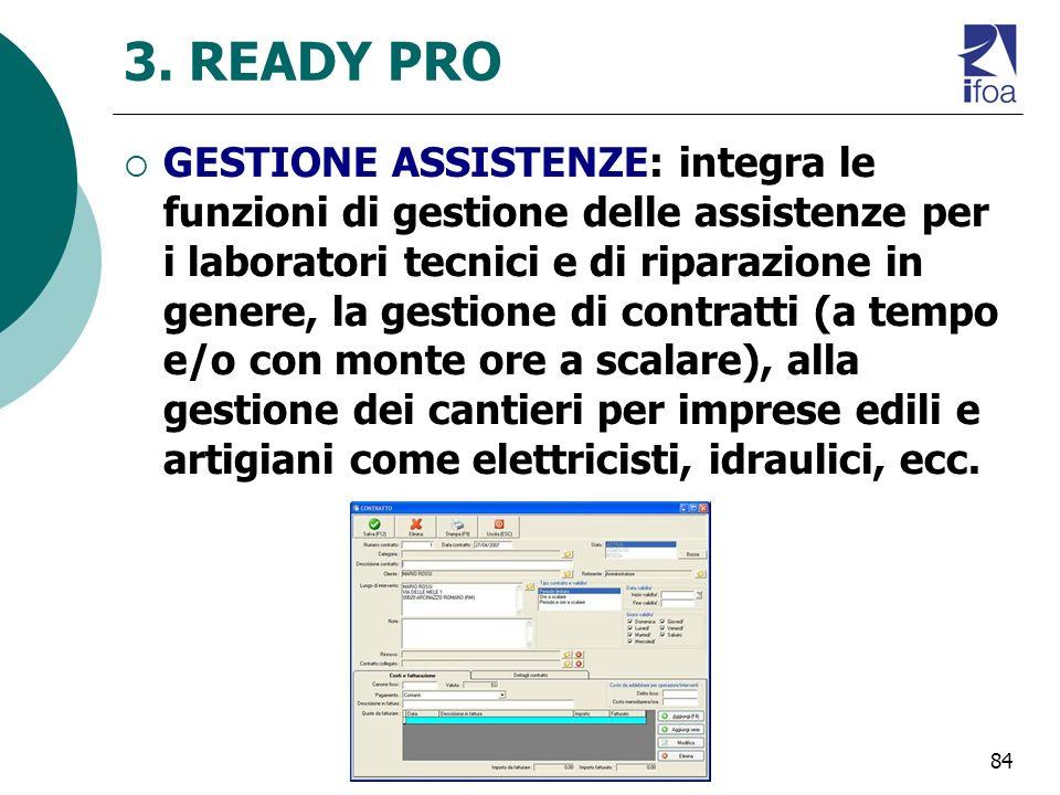3. READY PRO