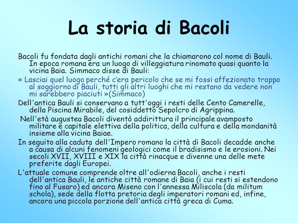 La storia di Bacoli