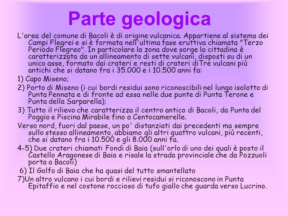 Parte geologica