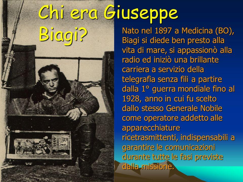 Chi era Giuseppe Biagi