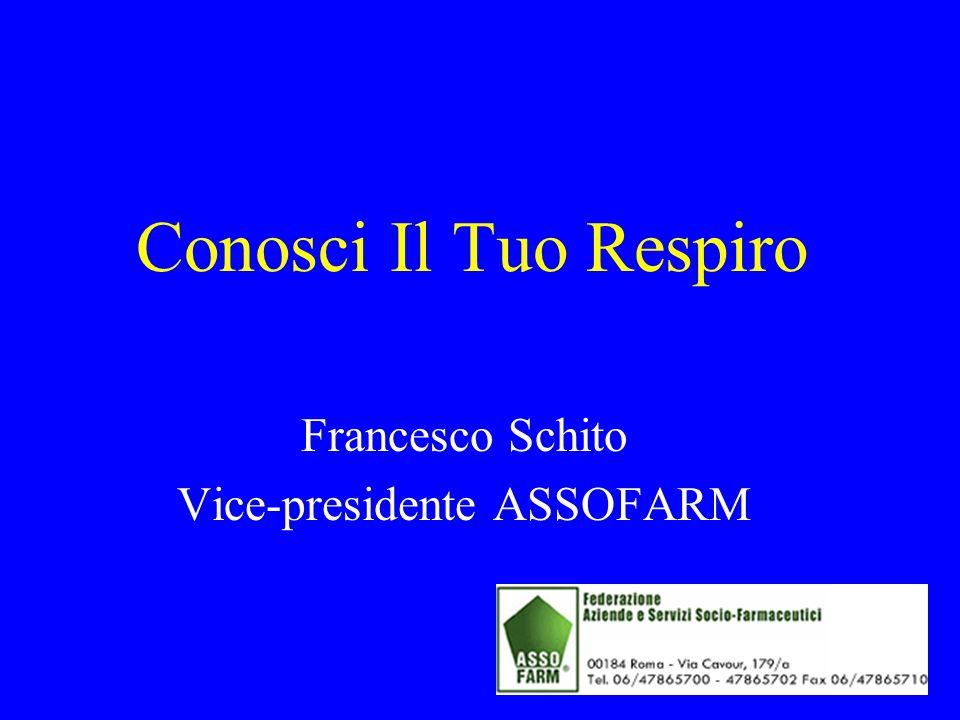 Francesco Schito Vice-presidente ASSOFARM