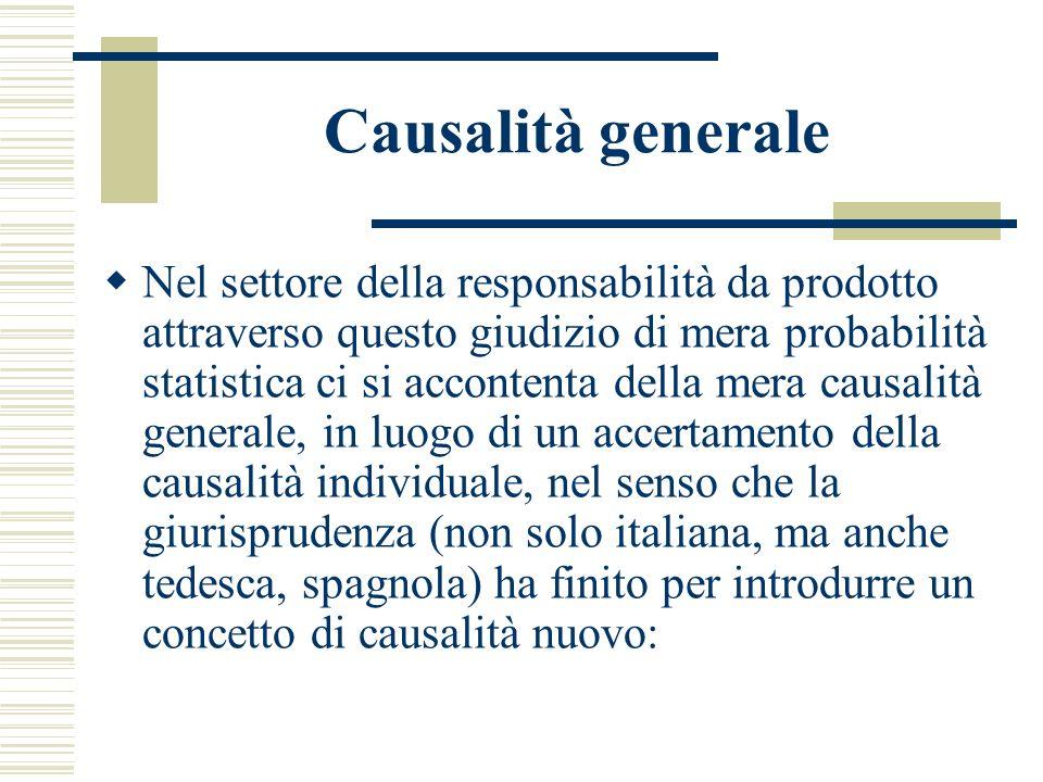 Causalità generale