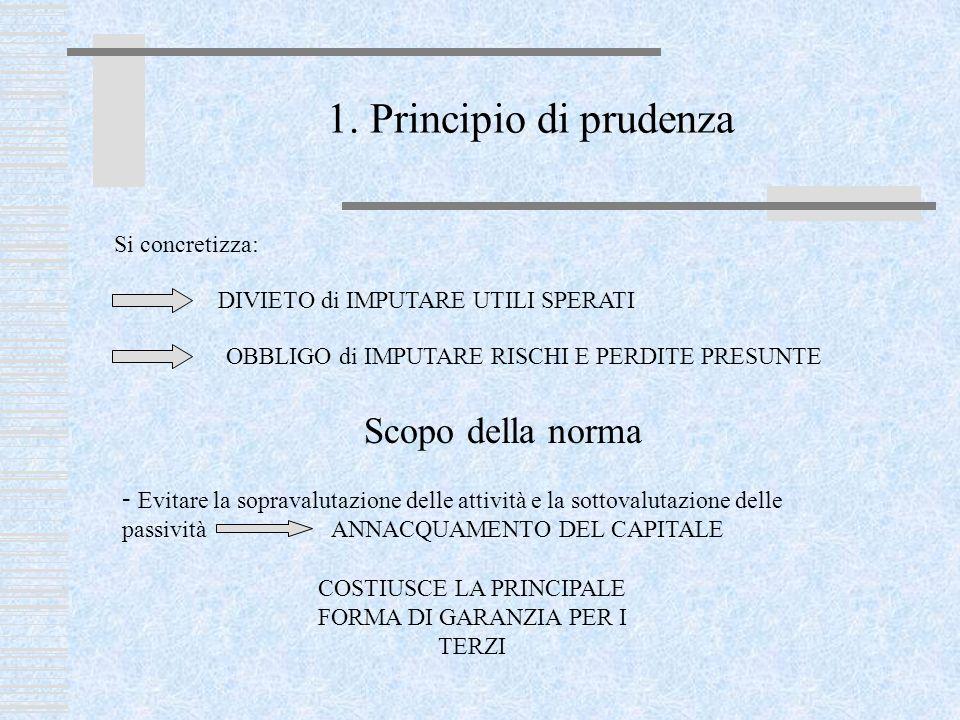 COSTIUSCE LA PRINCIPALE FORMA DI GARANZIA PER I TERZI