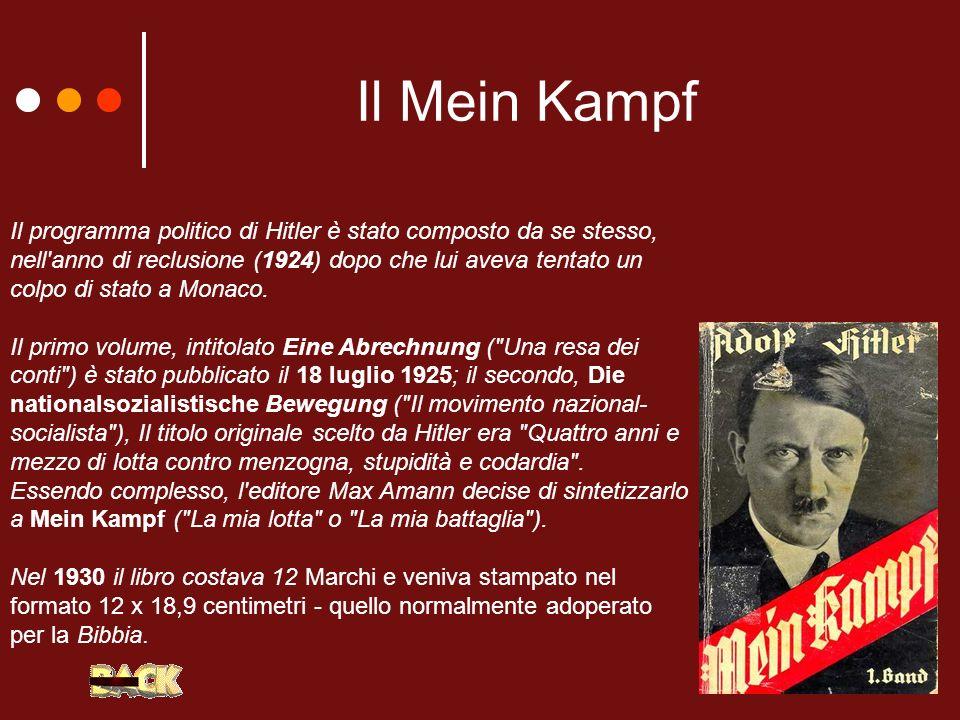 Il Mein Kampf