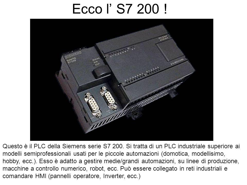 Ecco l' S7 200 !