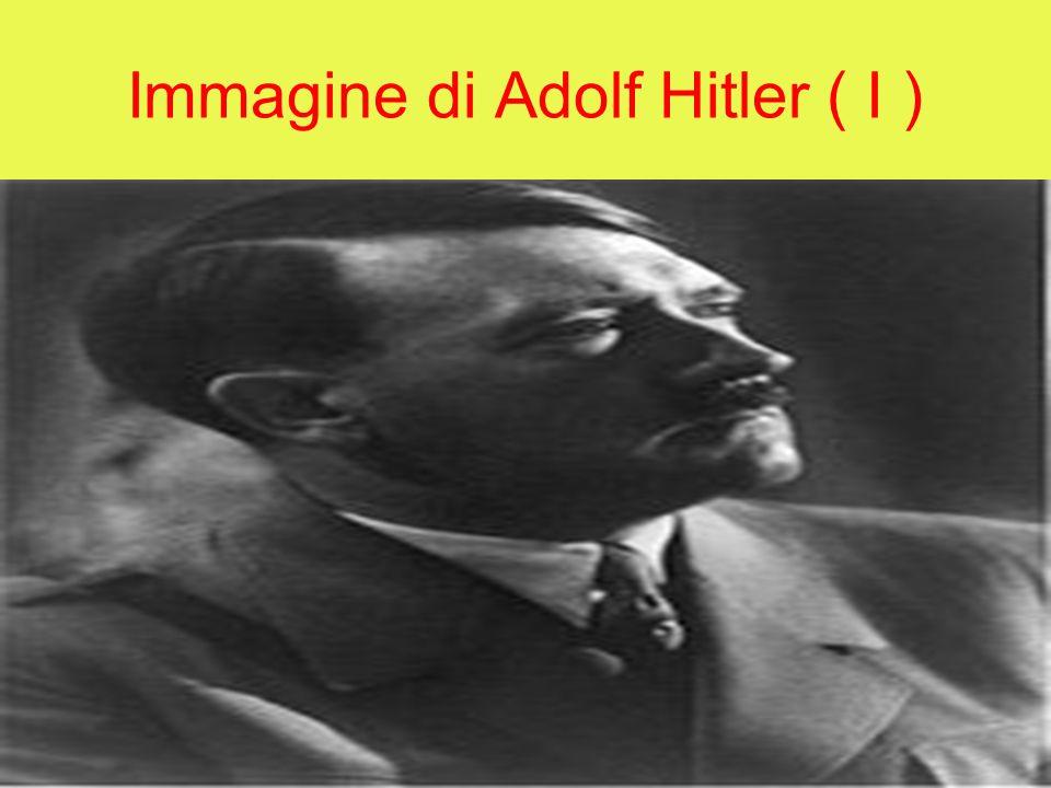 Immagine di Adolf Hitler ( I )