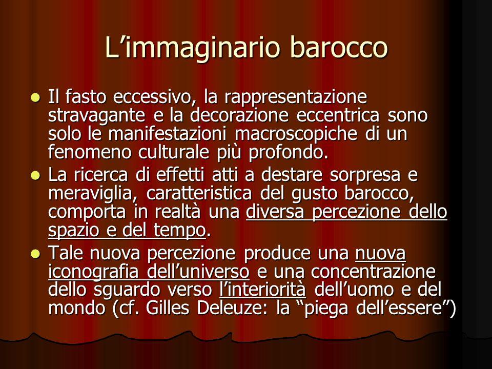 L'immaginario barocco