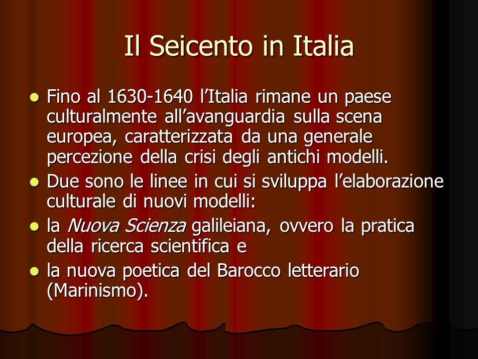Il Seicento in Italia