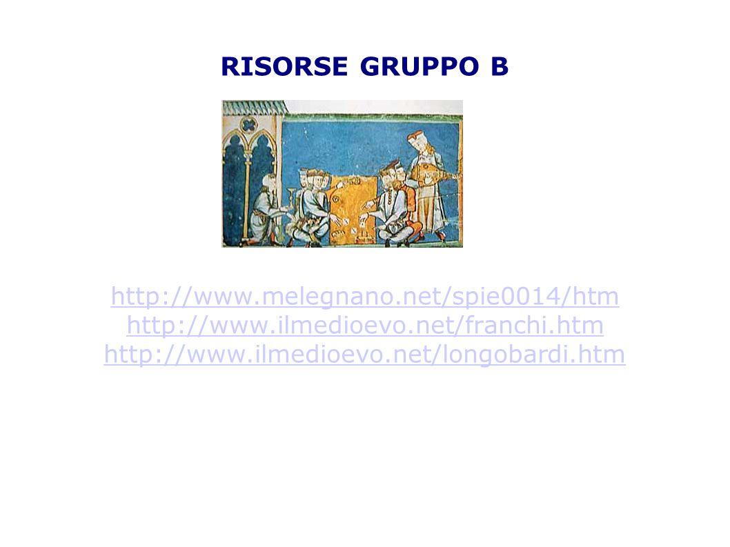 RISORSE GRUPPO B http://www.melegnano.net/spie0014/htm