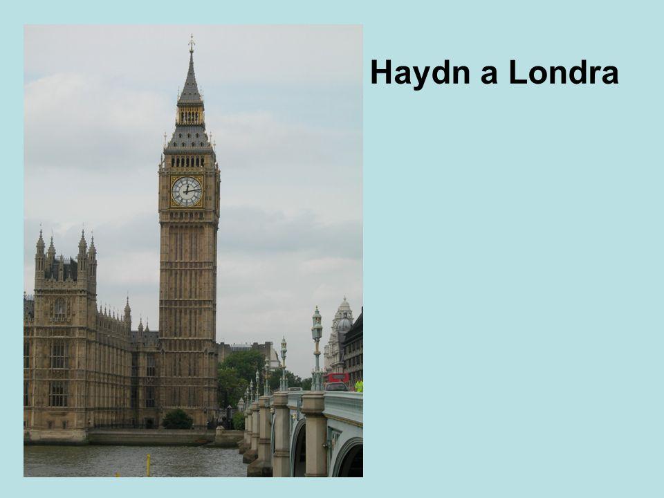 Haydn a Londra