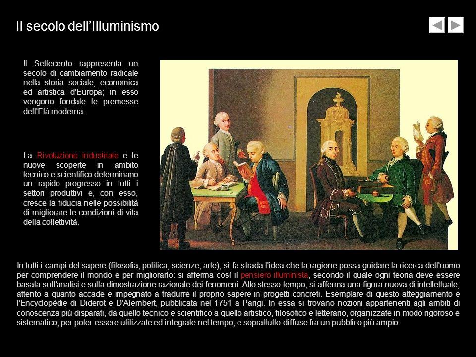 Il secolo dell'Illuminismo