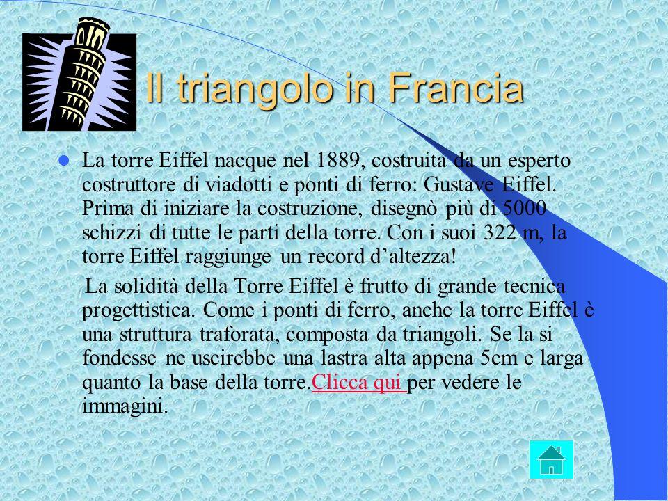 Il triangolo in Francia