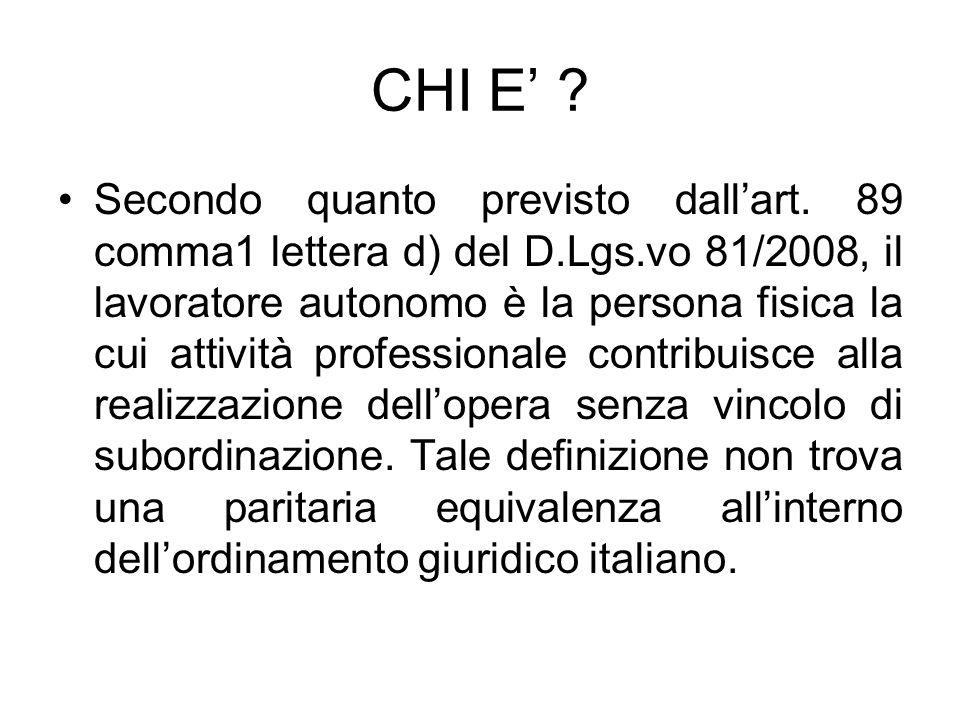 CHI E'