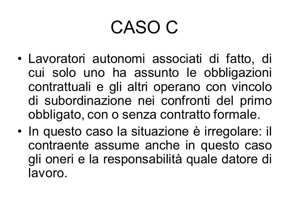 CASO C