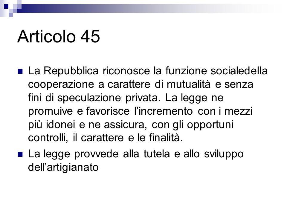 Articolo 45