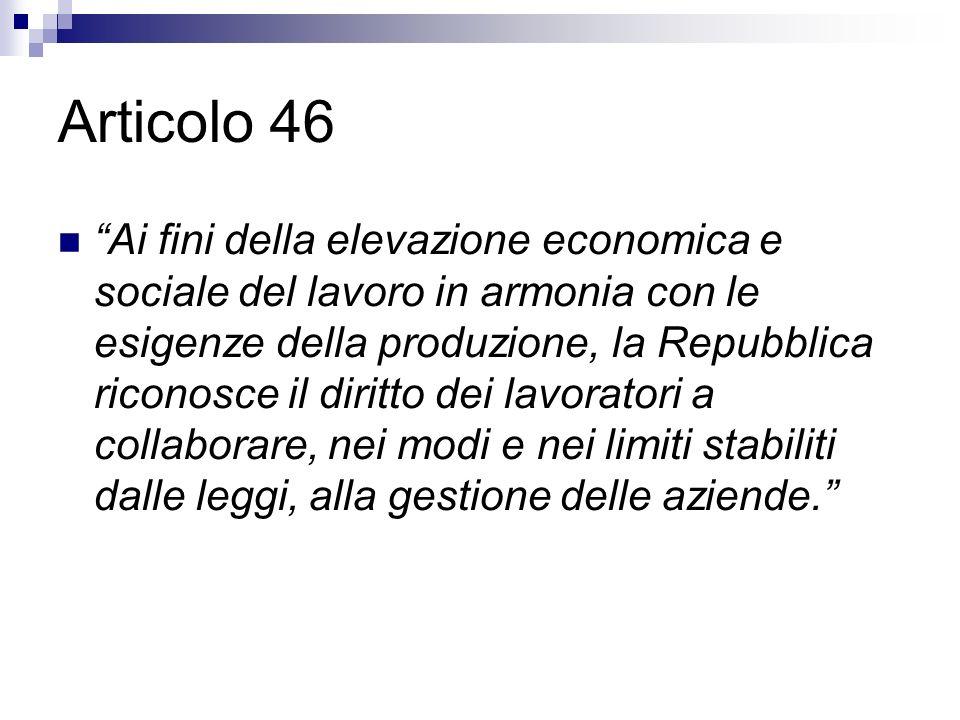 Articolo 46