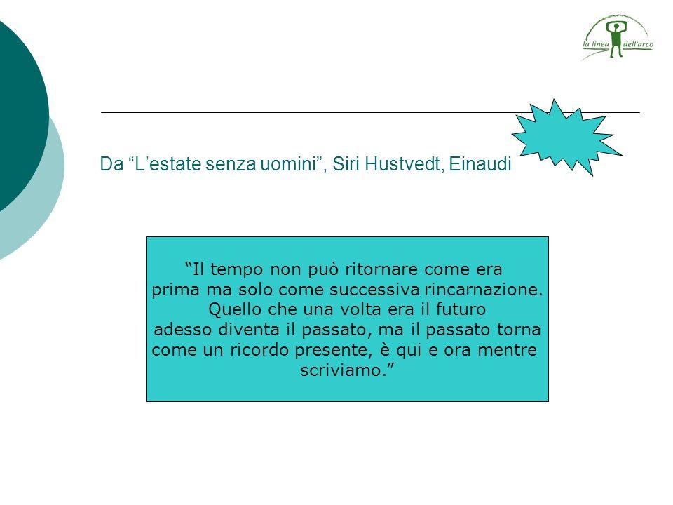 Da L'estate senza uomini , Siri Hustvedt, Einaudi