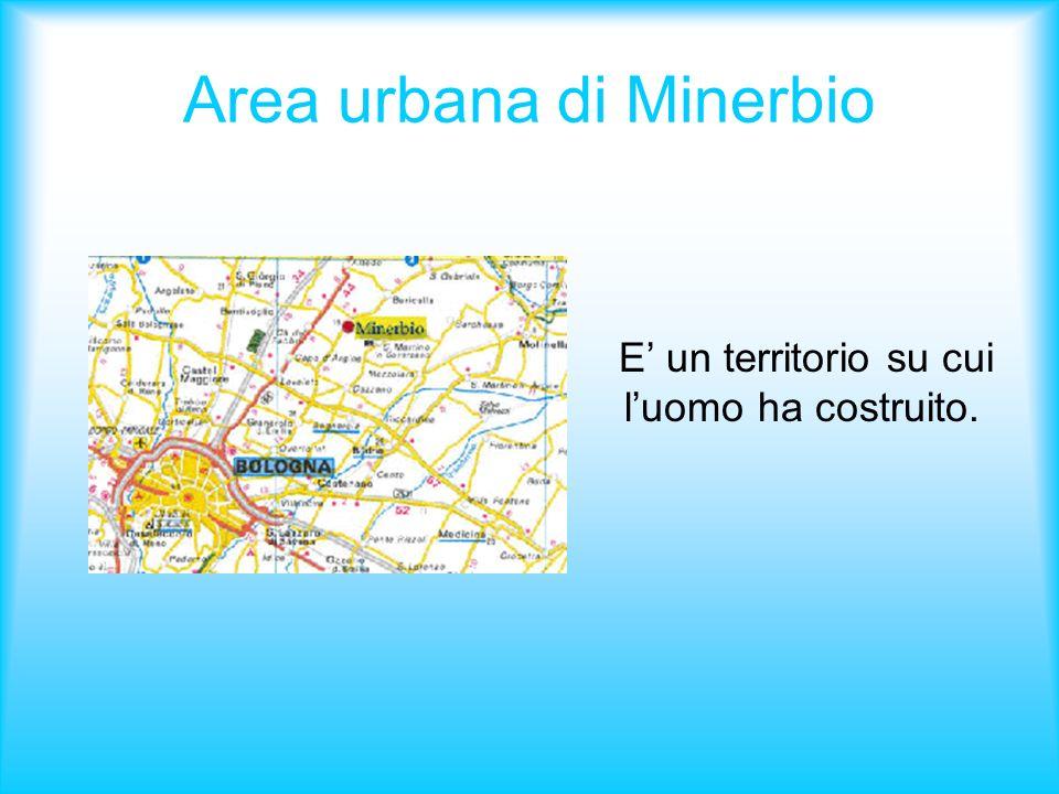 Area urbana di Minerbio