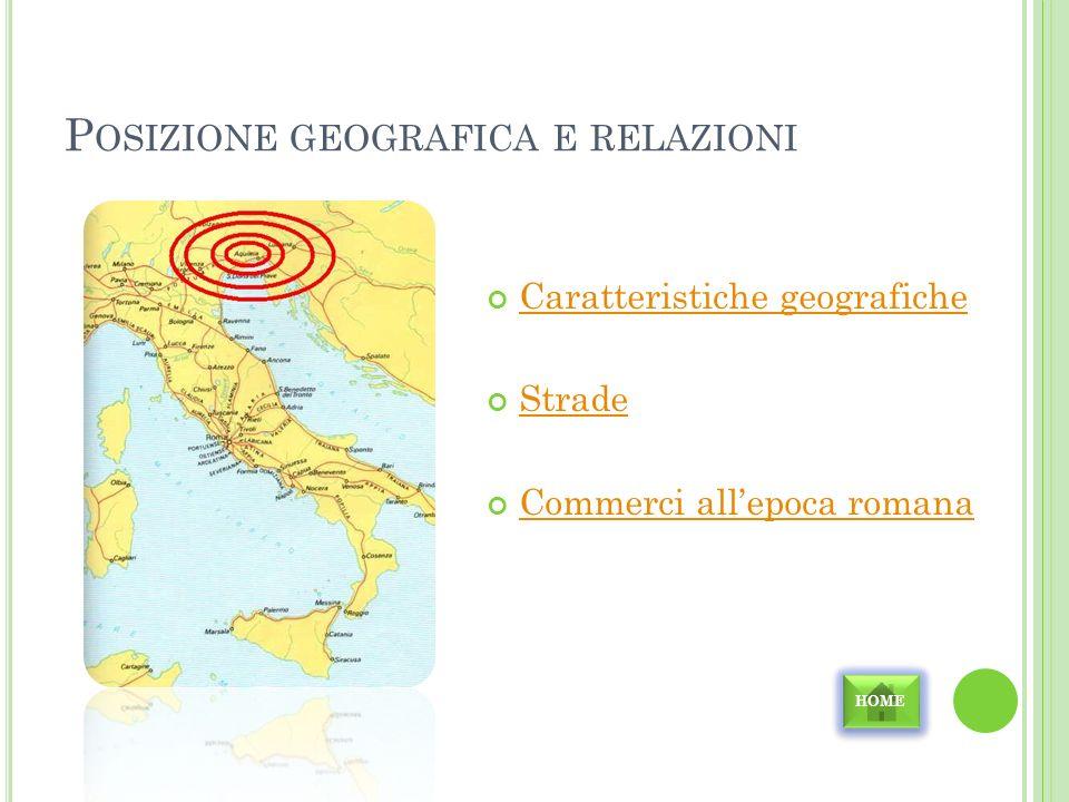 Posizione geografica e relazioni