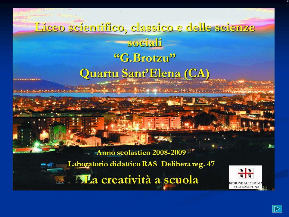 Laboratorio didattico RAS Delibera reg. 47