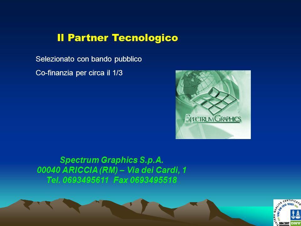 Il Partner Tecnologico