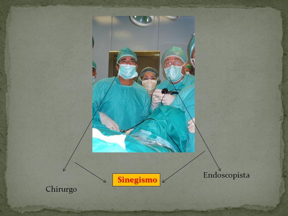 Endoscopista Chirurgo Sinegismo