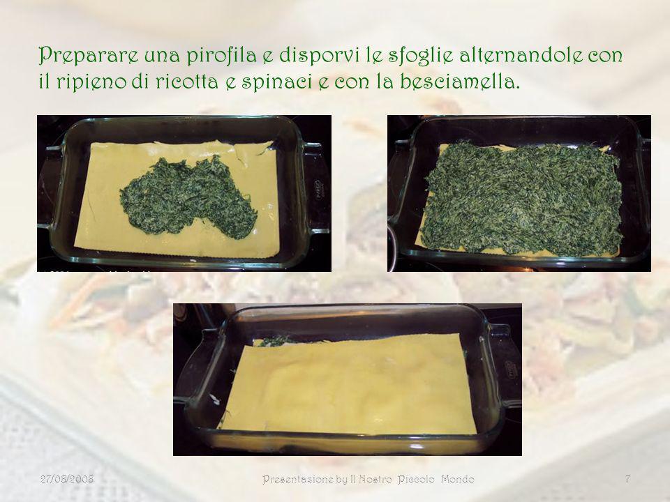 Presentazione by Il Nostro Piccolo Mondo