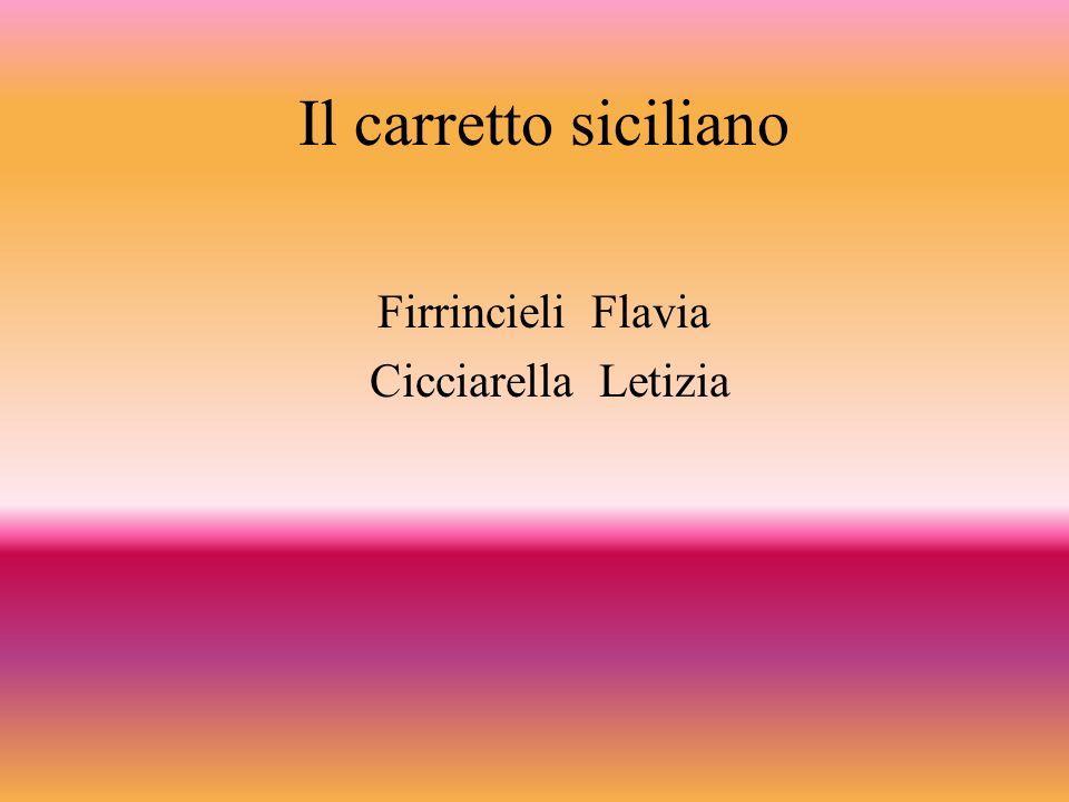 Firrincieli Flavia Cicciarella Letizia