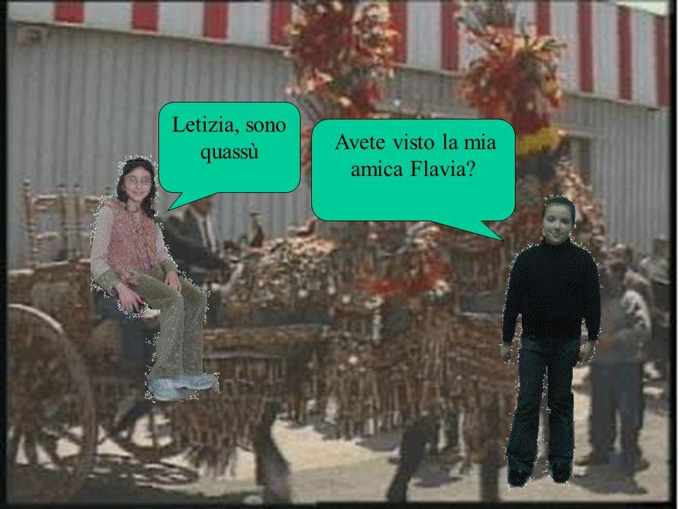 Avete visto la mia amica Flavia