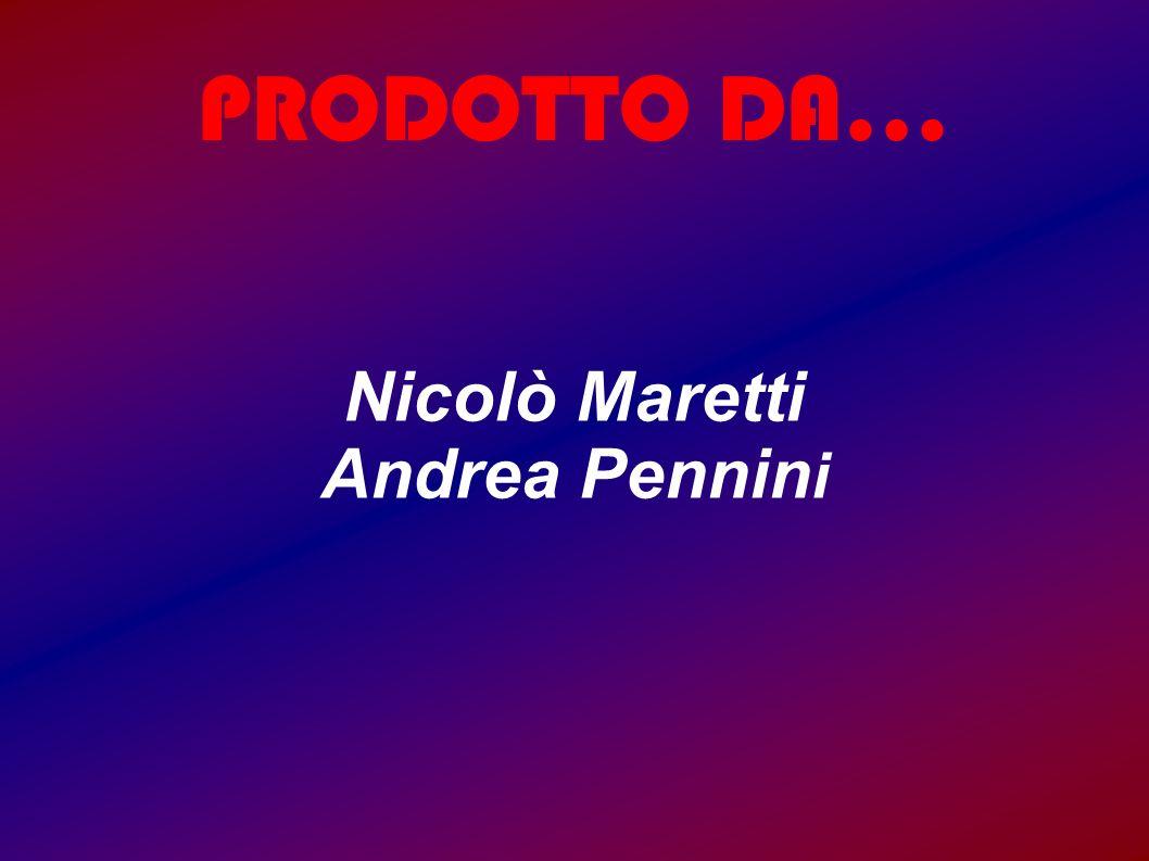 Nicolò Maretti Andrea Pennini