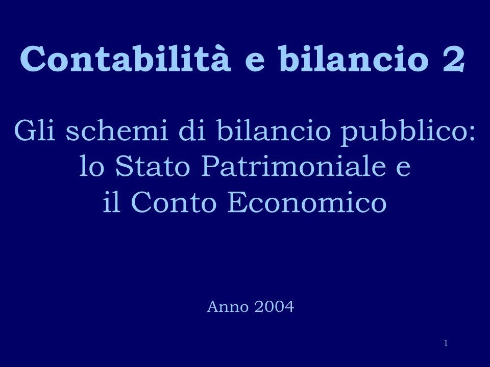 Contabilità e bilancio 2