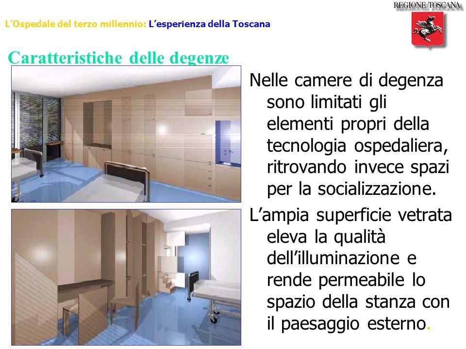 L'Ospedale del terzo millennio: L'esperienza della Toscana
