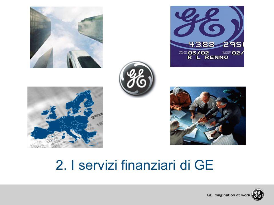 2. I servizi finanziari di GE