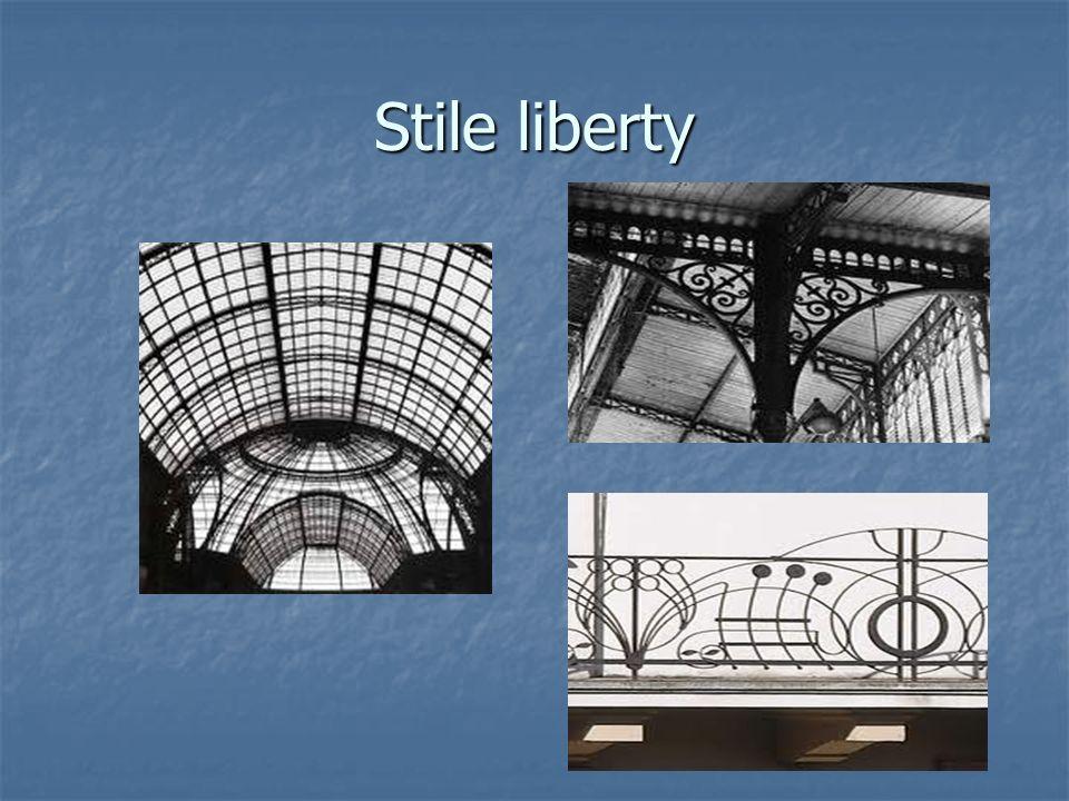 Stile liberty