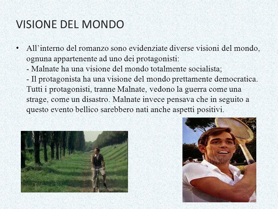 VISIONE DEL MONDO