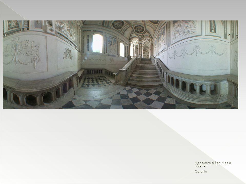Monastero di San Nicolò l'Arena Catania