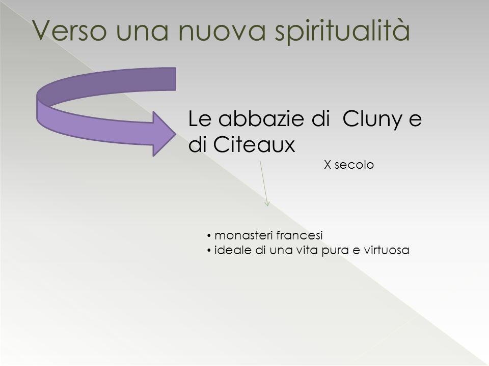 Verso una nuova spiritualità