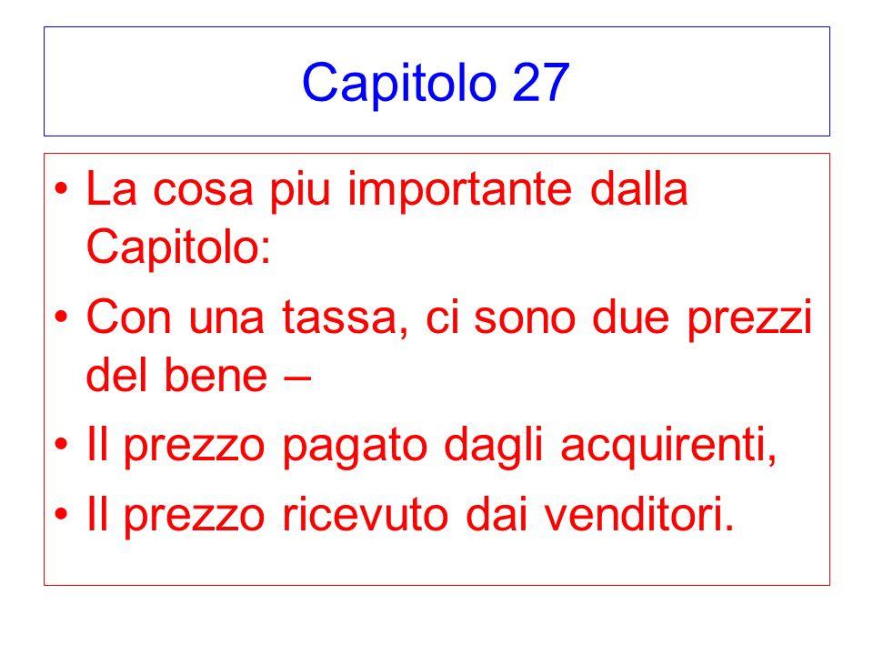 Capitolo 27 La cosa piu importante dalla Capitolo: