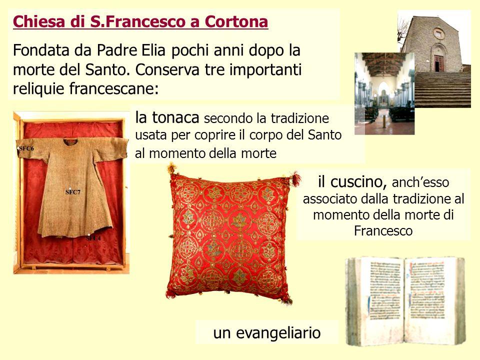 Chiesa di S.Francesco a Cortona
