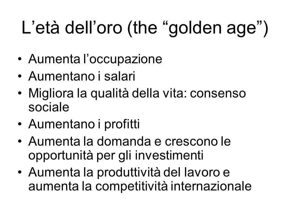 L'età dell'oro (the golden age )