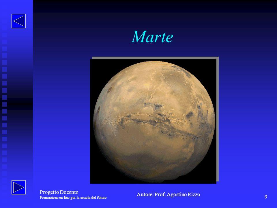 Marte Progetto Docente Formazione on line per la scuola del futuro