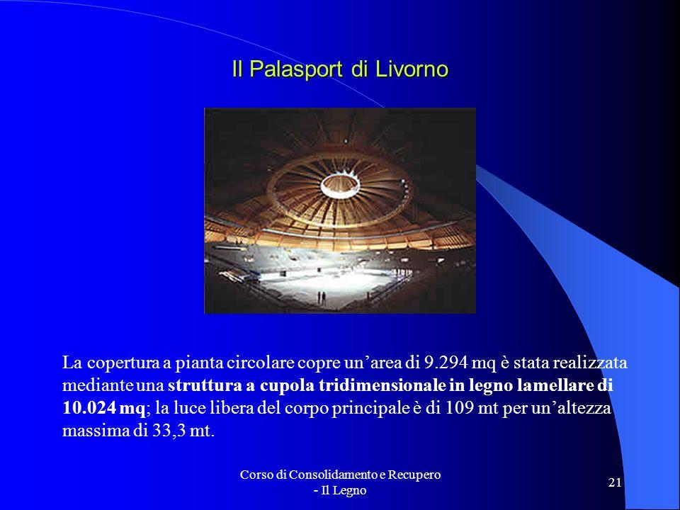 Il Palasport di Livorno