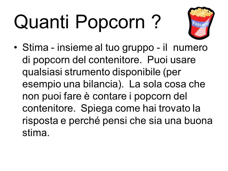Quanti Popcorn