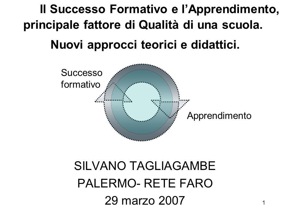 SILVANO TAGLIAGAMBE PALERMO- RETE FARO 29 marzo 2007