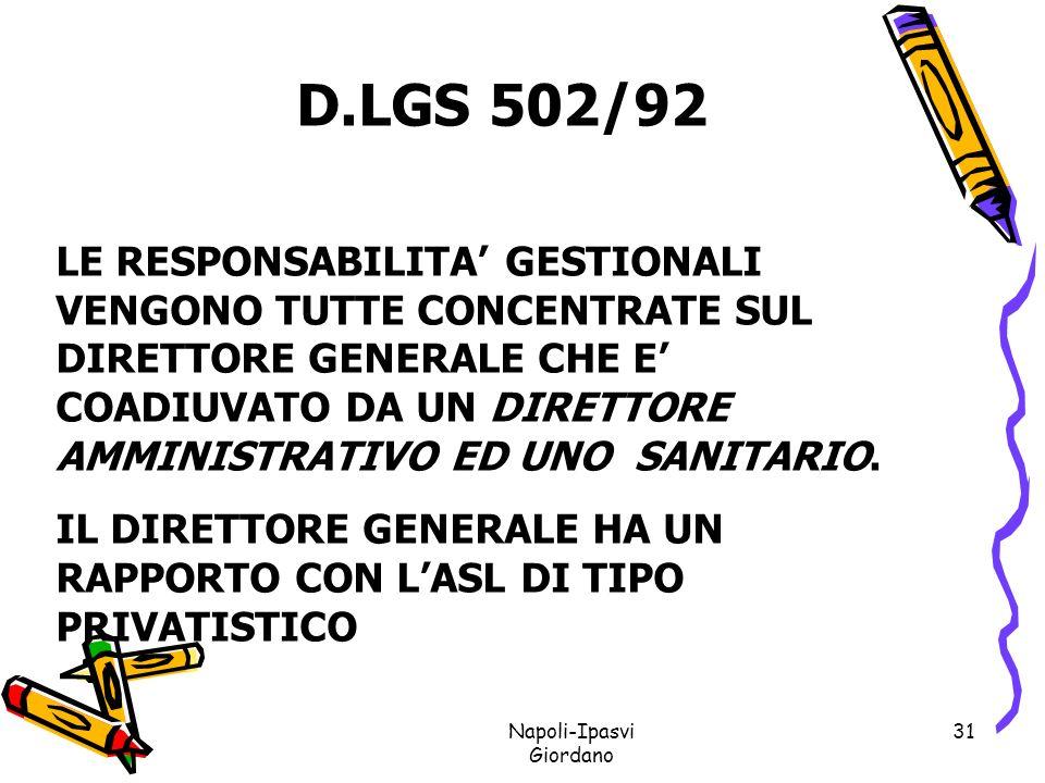 Napoli-Ipasvi Giordano