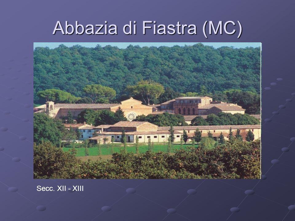 Abbazia di Fiastra (MC)