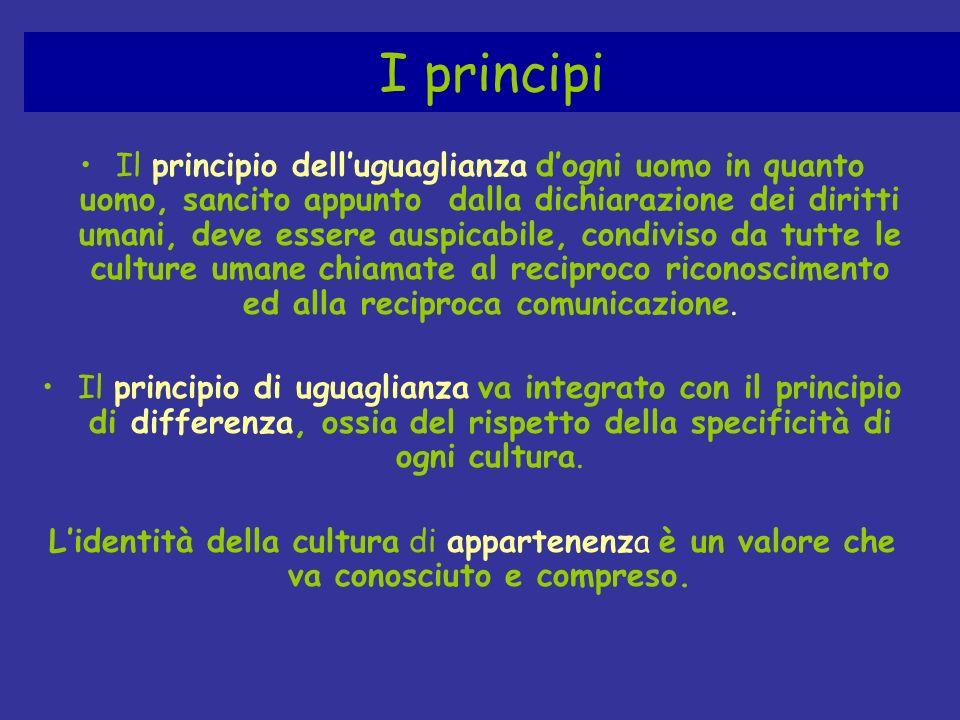 I principi