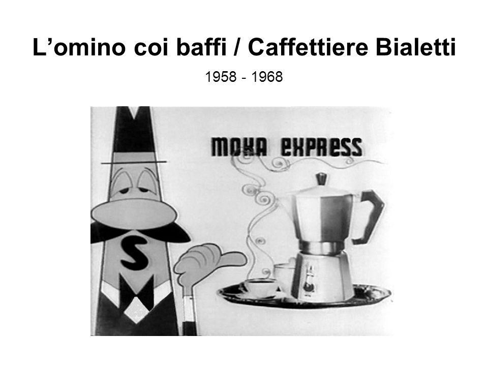 L'omino coi baffi / Caffettiere Bialetti