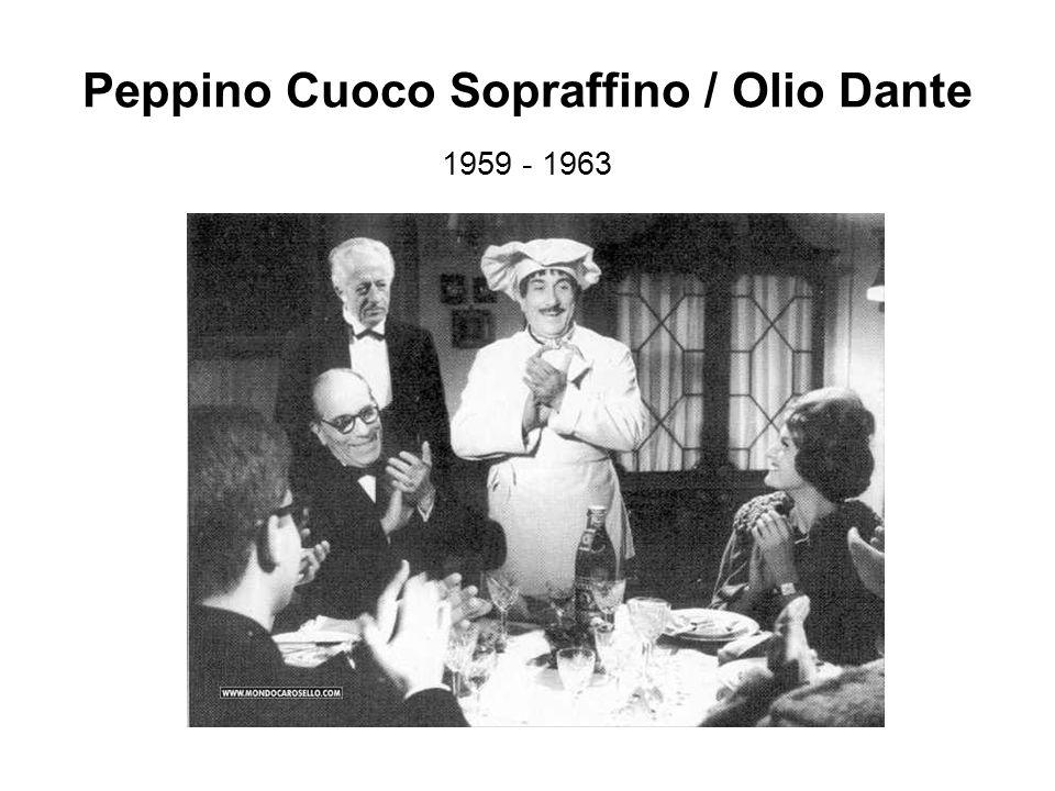 Peppino Cuoco Sopraffino / Olio Dante
