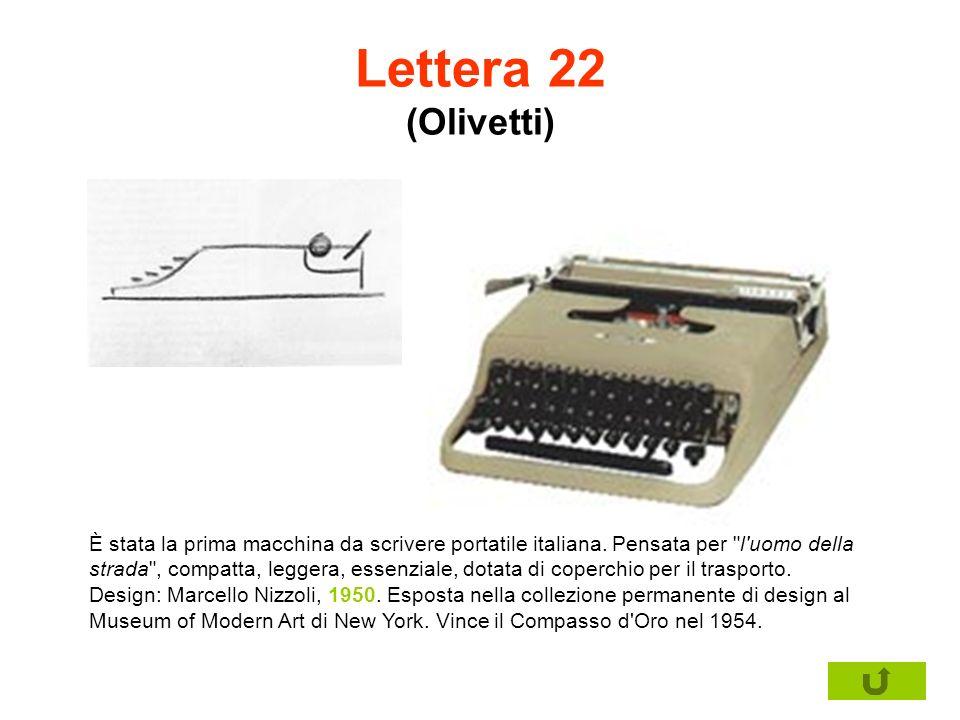 Lettera 22 (Olivetti)